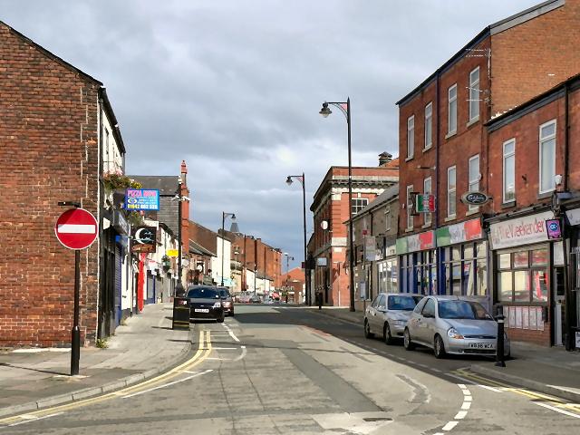 Elliott Street, Tyldesley