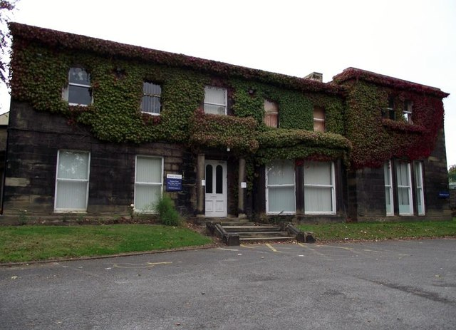 Knowl House, Knowl Road, Mirfield