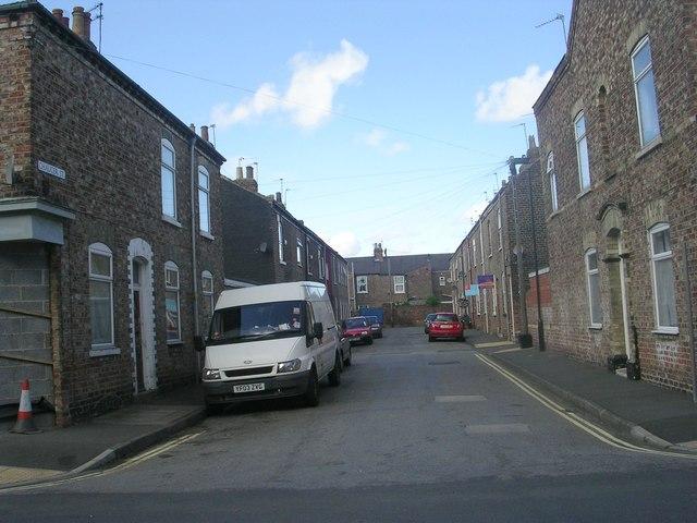 Chaucer Street - Nicholas Street