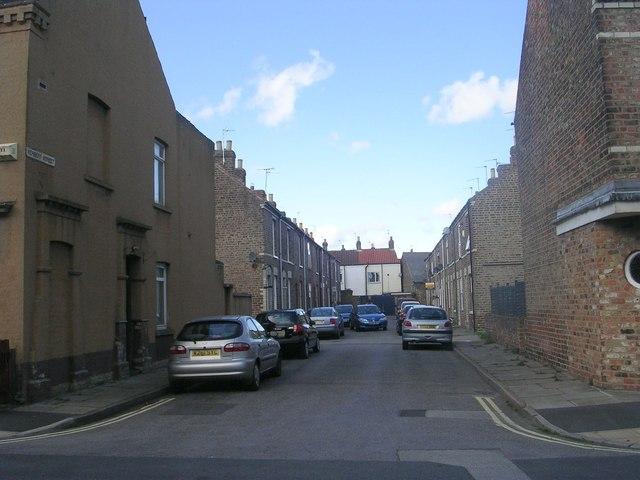 Herbert Street - Nicholas Street