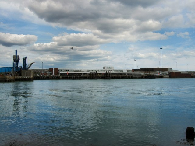 East Quay - Newhaven Harbour