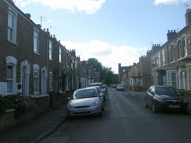 Nicholas Street - Arthur Street