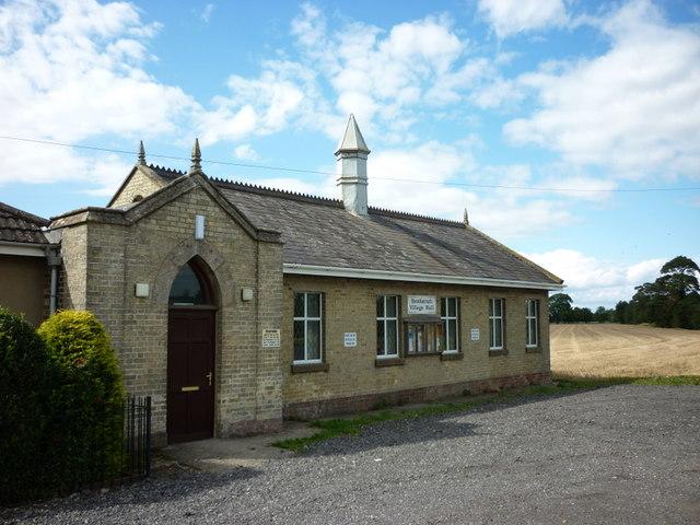 Brothertoft village hall