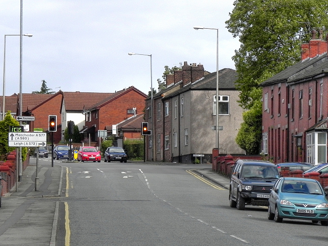 Manchester Road (A577)