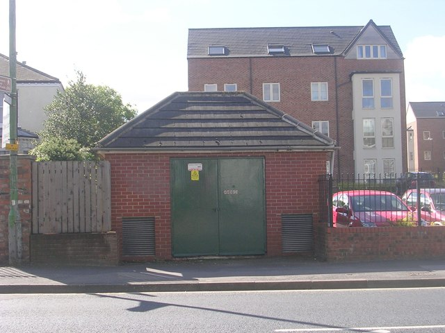 Electricity Substation - Lawrence Street