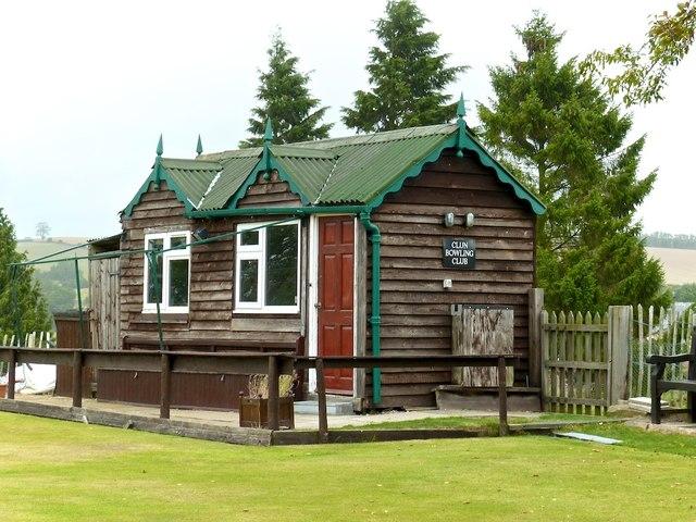 Club House, Clun Bowls Club