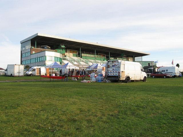 Grandstand, Brighton Racecourse