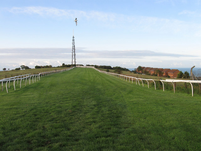 Pulling Up Area, Brighton Racecourse