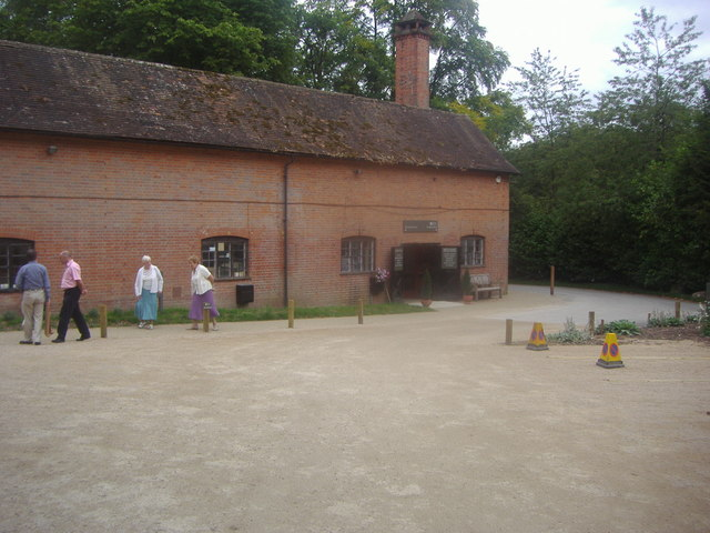 Visitor centre and shop, Watts Gallery