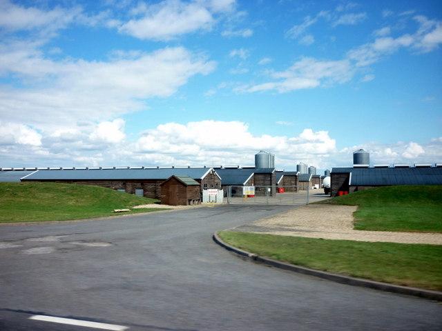 Langriville Farm