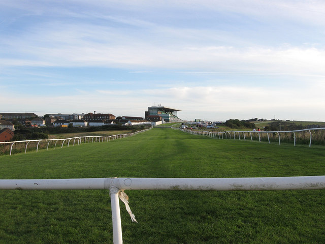 Pulling Up Area, Brighton Racecourse
