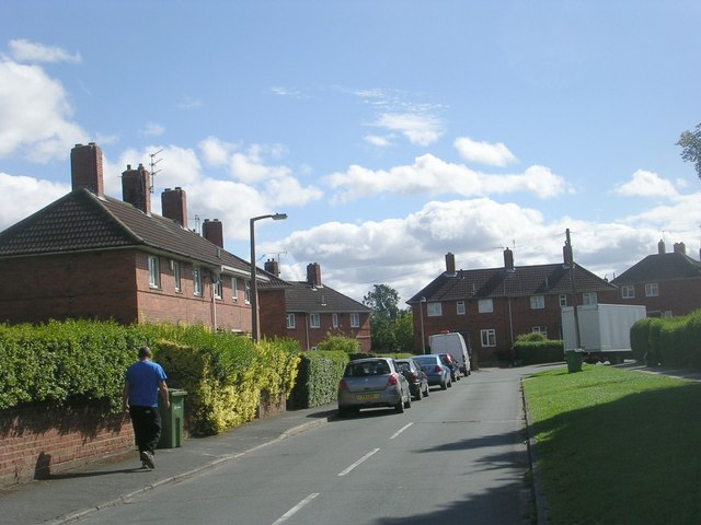 Barstow Avenue - Green Dykes Lane