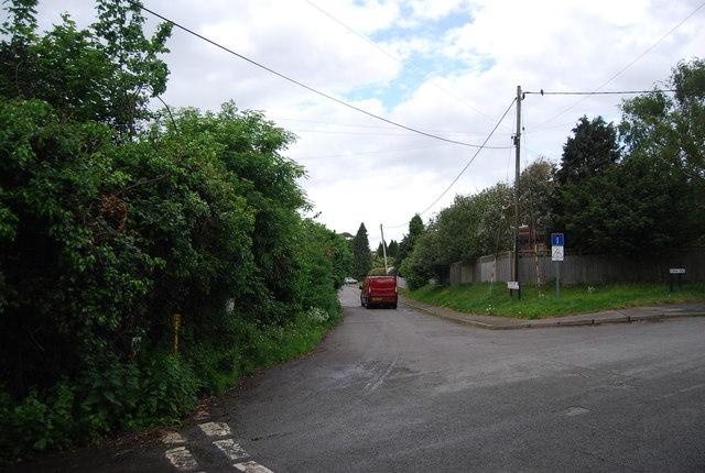 Castle Lane, Bramber