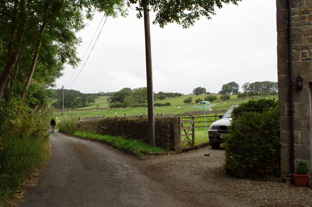 Busky Dike Lane, Fewston