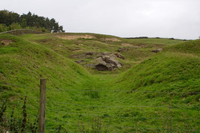 Disused Quarry, Busky Dike Lane