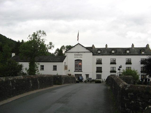 Swan Hotel & Spa, Newby Bridge