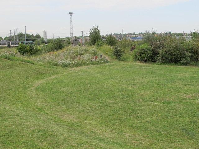 Cricklewood Millennium Green (2)