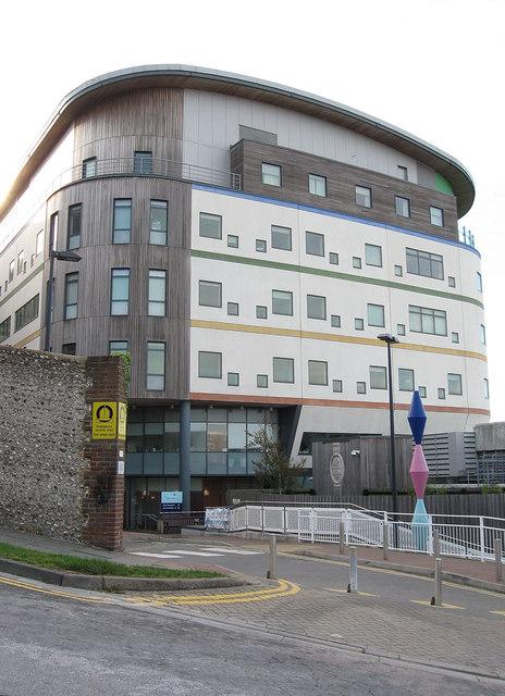 Royal Alexandra Children's Hospital