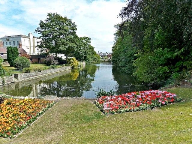 Castle Pool, Hereford