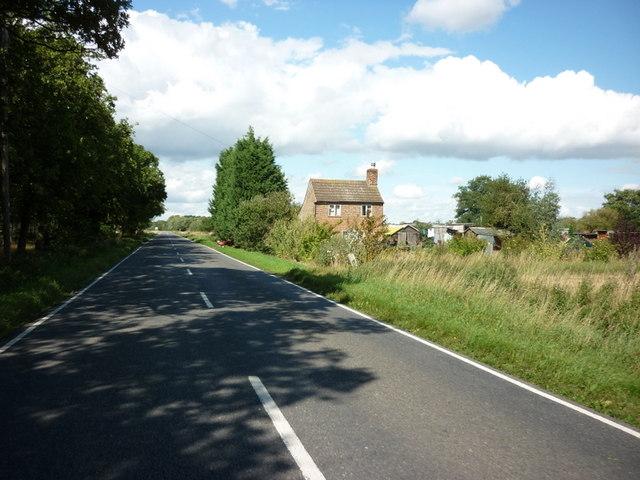 Woodside Cottage on Langrick Road
