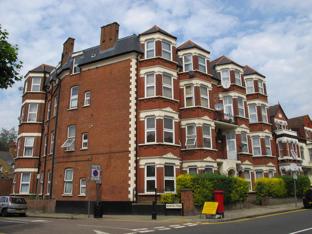 Argyle Mansions, Chichele Road / Rockhall Road, NW2 (2)