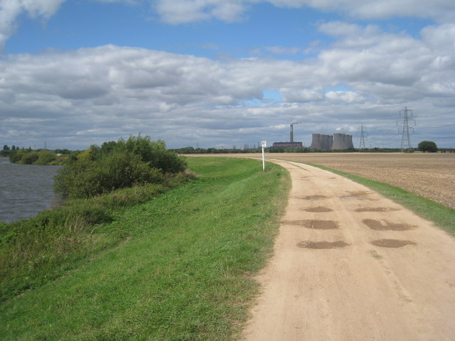 Km 67 and Cottam Power Station