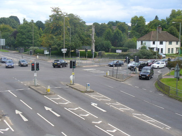 Stoke Interchange, Guildford