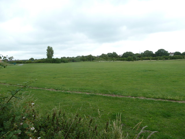 Leesland Park in June 2011