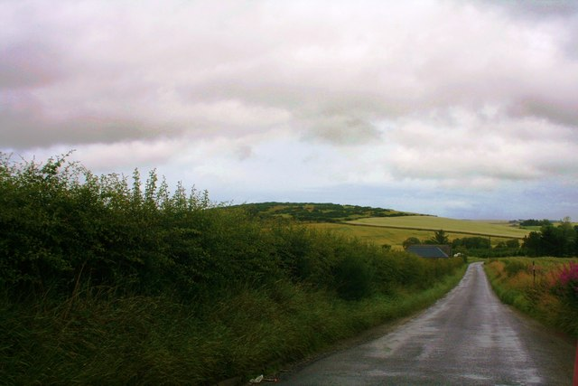 Road to Mill of Minnes