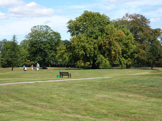 Thonock Park golf course