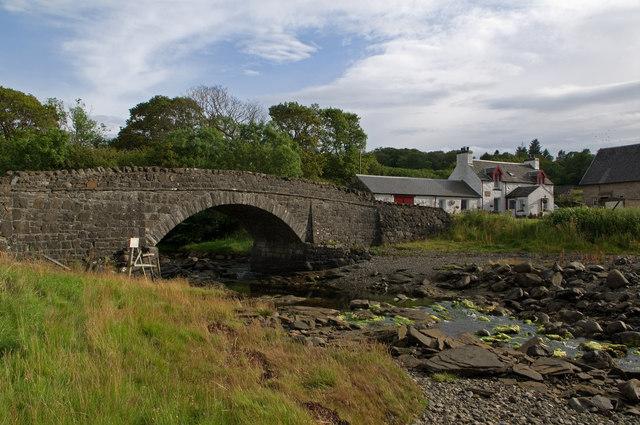 Pennyghael Bridge