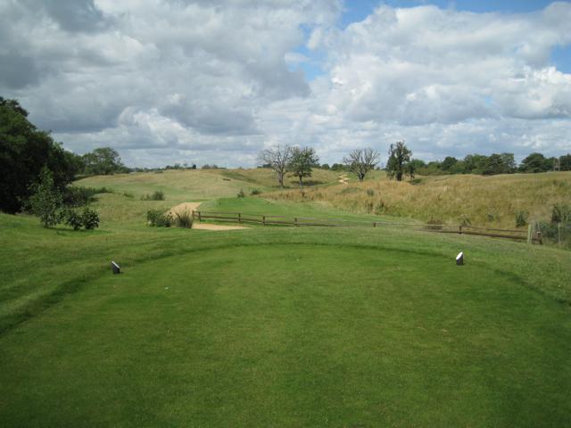 The 5th, Hampton course