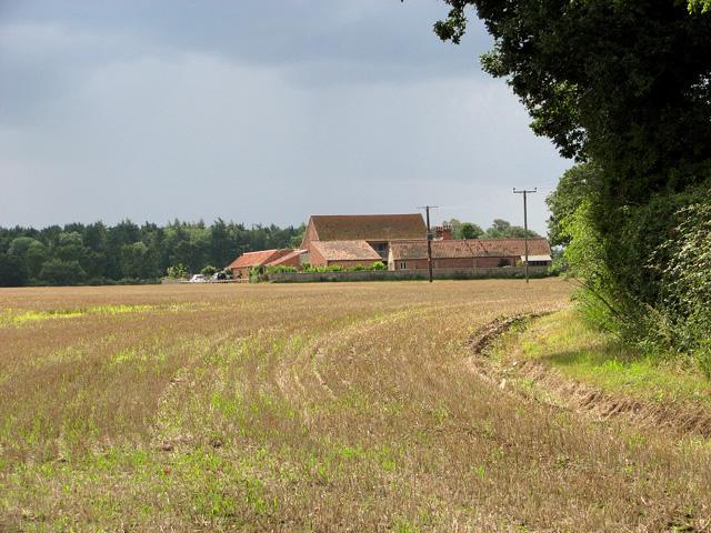 Belvue Farm, Briningham
