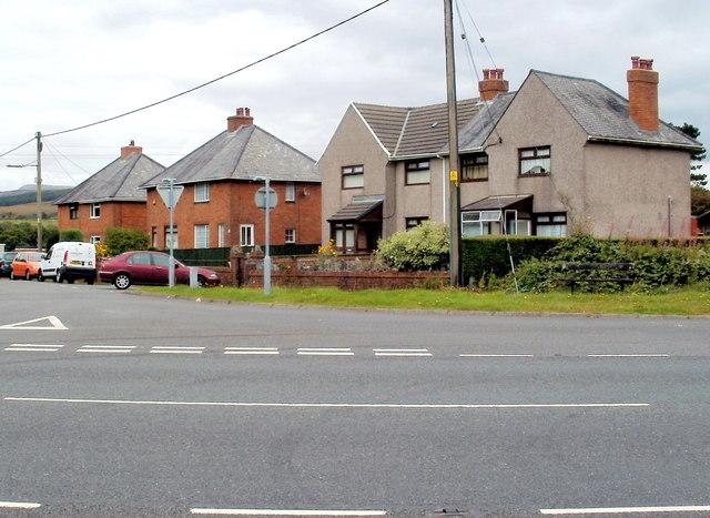 Moorside Villas, Coelbren