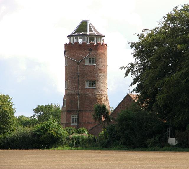 Belvue Tower, Briningham