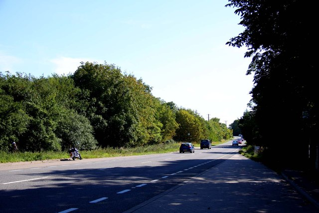The A420 to Swindon