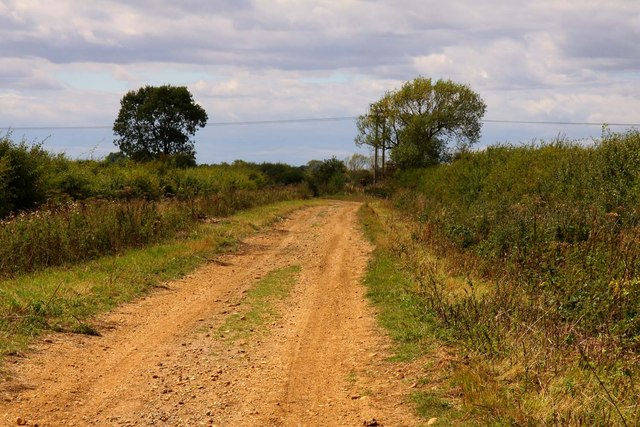 Bridleway to Landmead Farm
