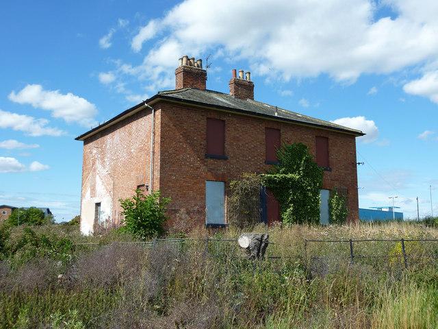 Park Springs farmhouse