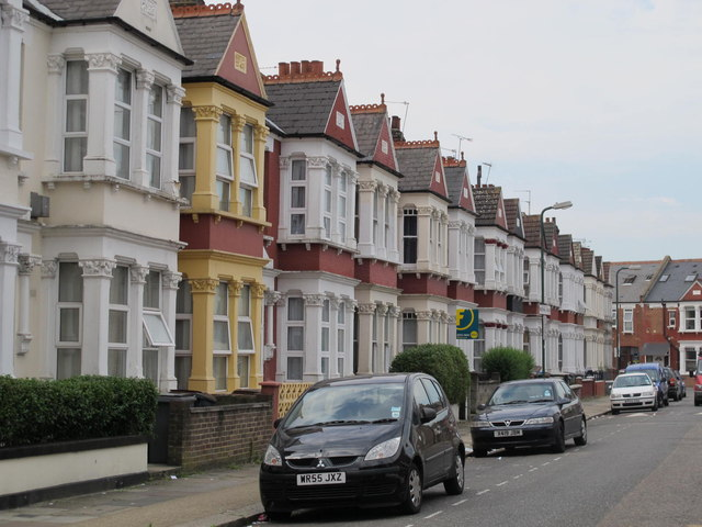 Rockhall Road, NW2