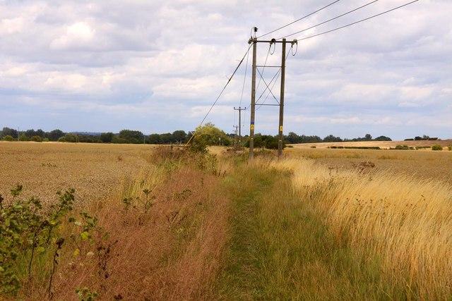 Bridleway to Abingdon