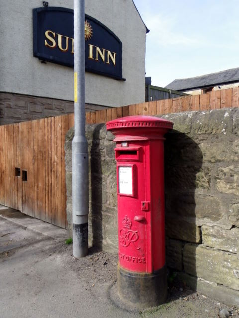 Postbox, Morpeth