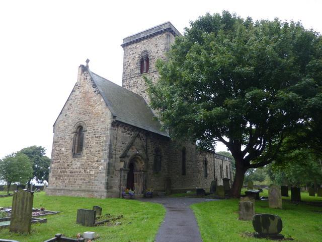 Kirk Merrington Parish Church, St John the Evangelist