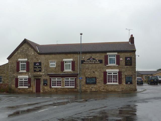 The Fox and Hounds Inn, Kirk Merrington
