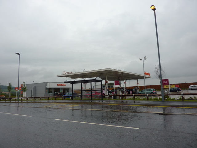 Sainsburys Filling Station, St Helens Auckland