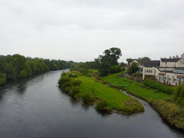 River Tees, Piercebridge