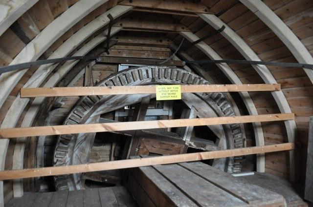 Holton Mill - Brake Wheel