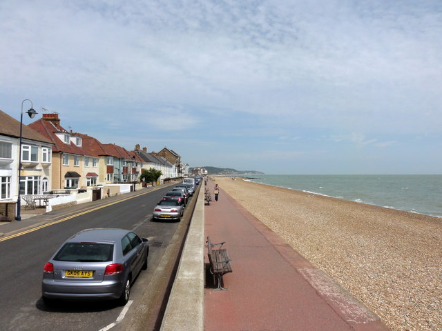 Hythe, West Parade
