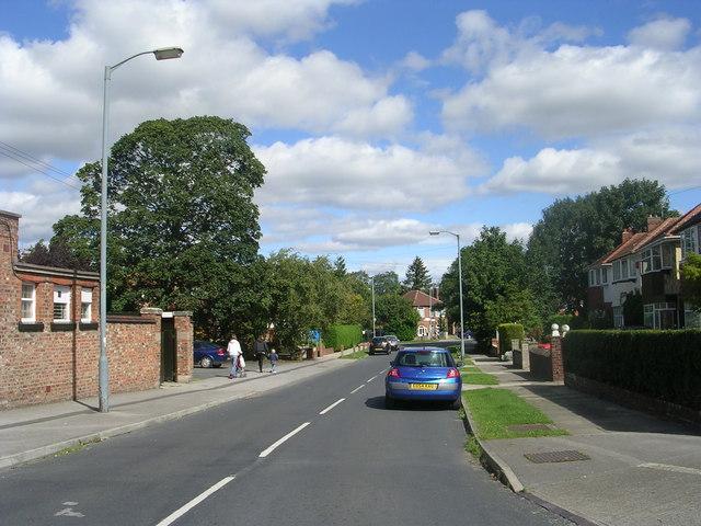 Millfield Lane - Hull Road