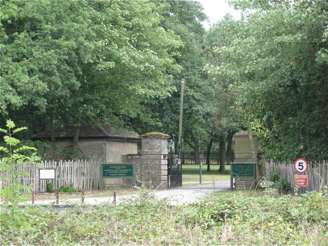 Gates of Packington Park