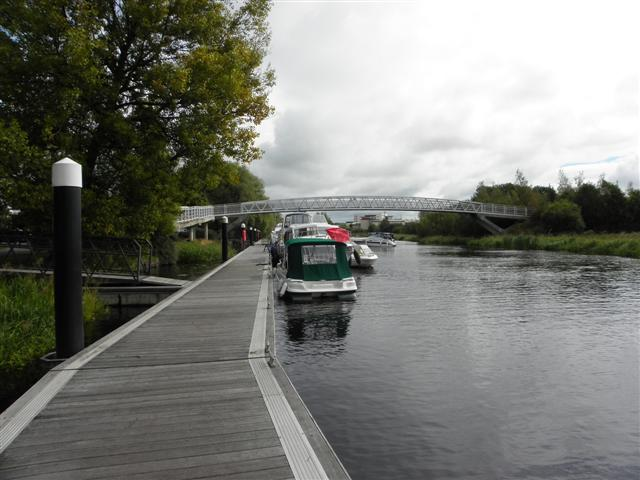 Moored boats, Enniskillen